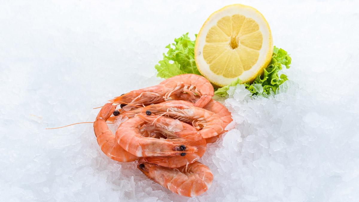 Marisco congelado - Buena Pesca